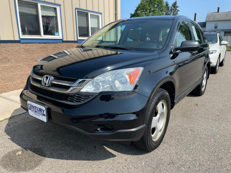 Used Honda CR-V 4WD 5dr LX 2010 | Century Auto And Truck. East Windsor, Connecticut
