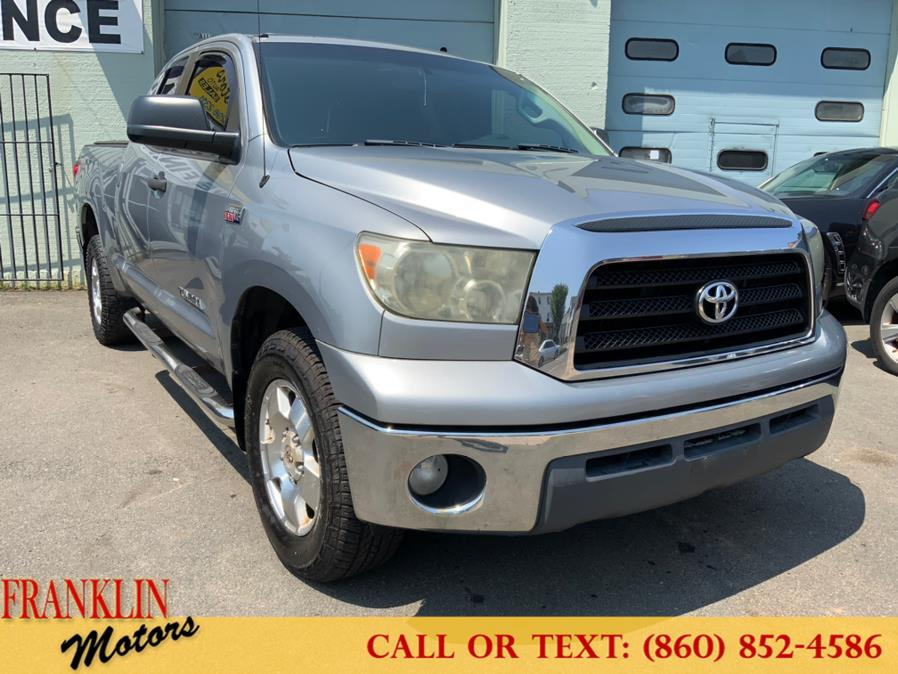 Used 2007 Toyota Tundra in Hartford, Connecticut | Franklin Motors Auto Sales LLC. Hartford, Connecticut