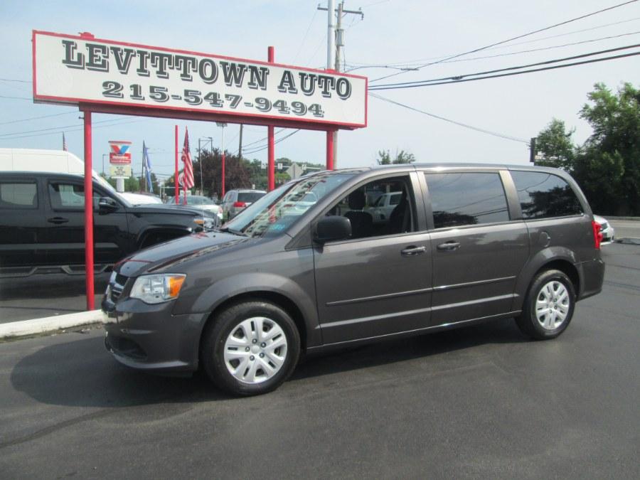 Used 2015 Dodge Grand Caravan in Levittown, Pennsylvania | Levittown Auto. Levittown, Pennsylvania