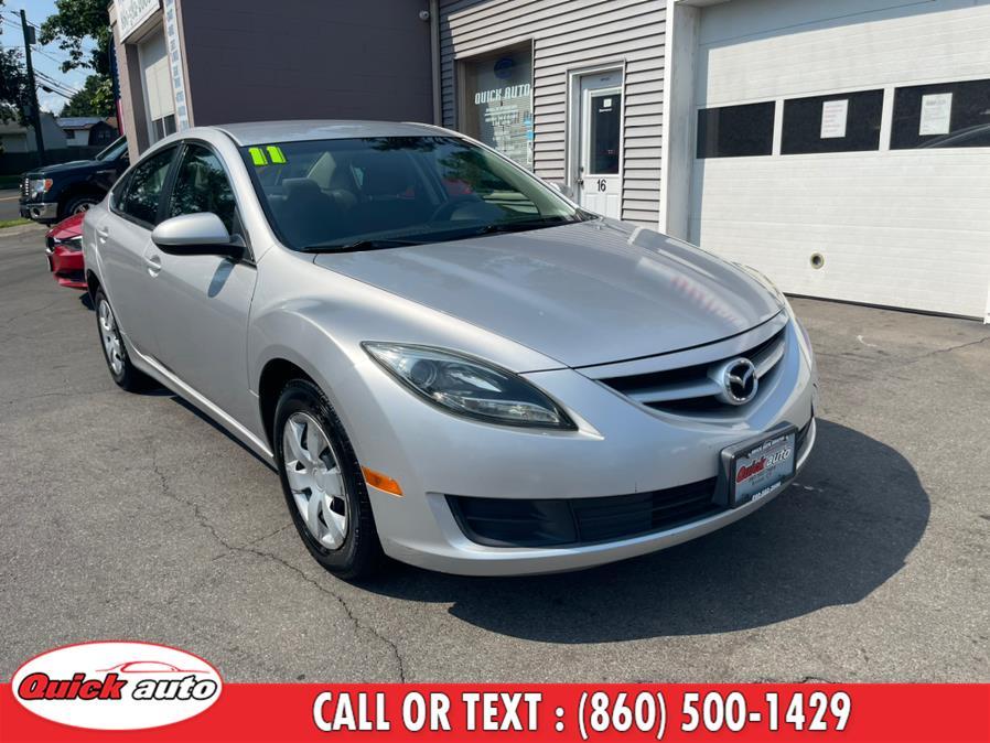 Used 2011 Mazda Mazda6 in Bristol, Connecticut | Quick Auto LLC. Bristol, Connecticut