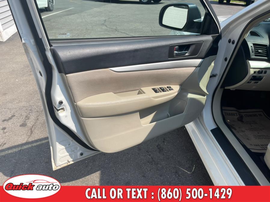 Used Subaru Legacy 4dr Sdn H4 Auto 2.5i 2014 | Quick Auto LLC. Bristol, Connecticut