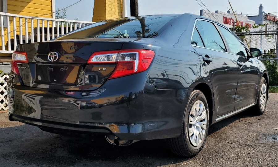 Used Toyota Camry 4dr Sdn I4 Auto LE (Natl) 2013 | Temple Hills Used Car. Temple Hills, Maryland