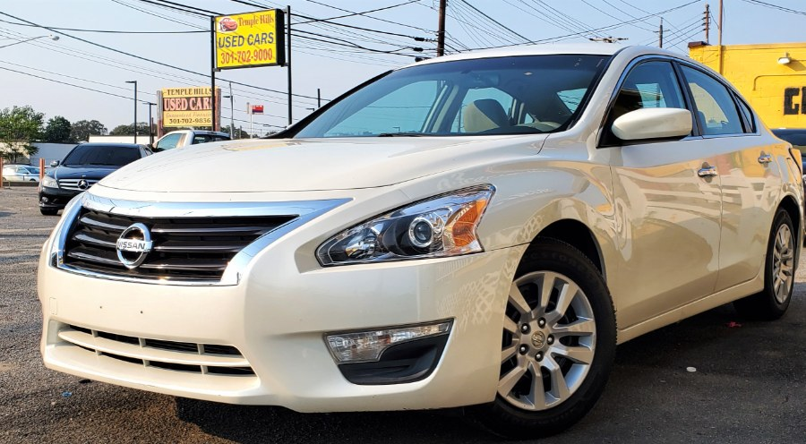 Used 2015 Nissan Altima in Temple Hills, Maryland | Temple Hills Used Car. Temple Hills, Maryland