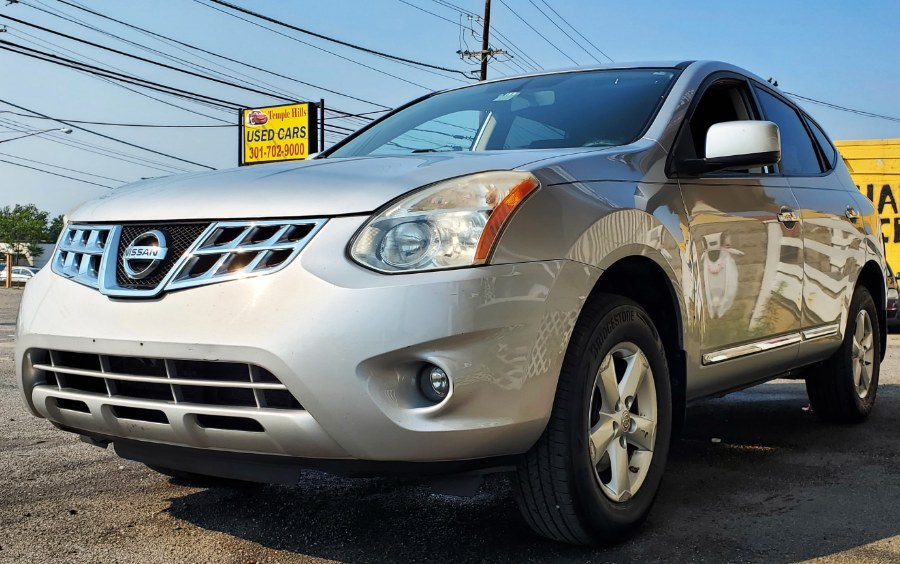 Used Nissan Rogue Select AWD 4dr S 2014 | Temple Hills Used Car. Temple Hills, Maryland