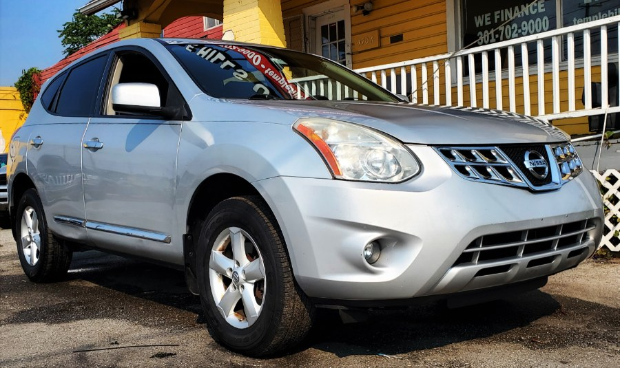 Used 2014 Nissan Rogue Select in Temple Hills, Maryland | Temple Hills Used Car. Temple Hills, Maryland