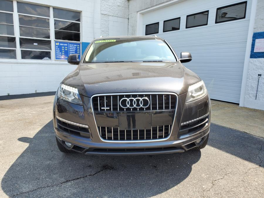 Used Audi Q7 quattro 4dr 3.0T Premium Plus 2015 | Capital Lease and Finance. Brockton, Massachusetts