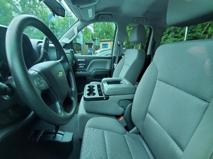Used Chevrolet Silverado 1500 LD 4WD Double Cab Custom 2019   Capital Lease and Finance. Brockton, Massachusetts