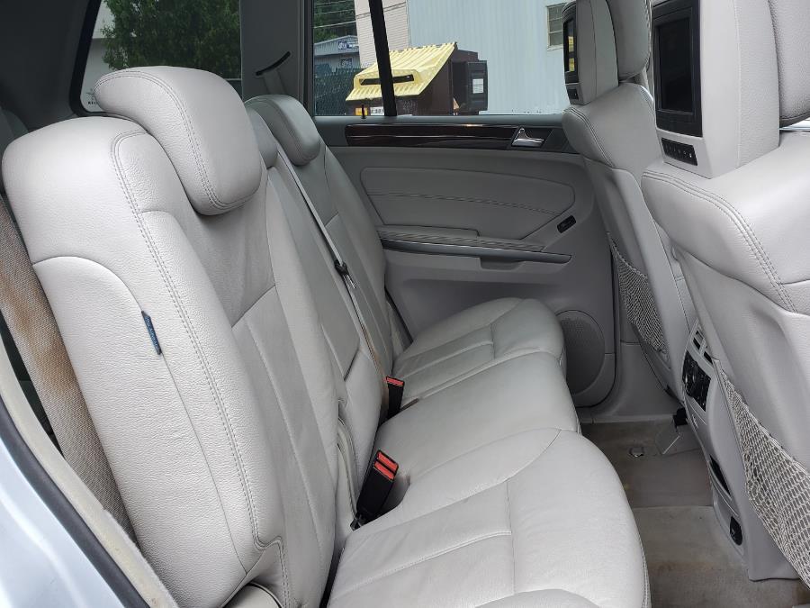 Used Mercedes-Benz GL-Class 4MATIC 4dr 4.6L 2008 | Capital Lease and Finance. Brockton, Massachusetts