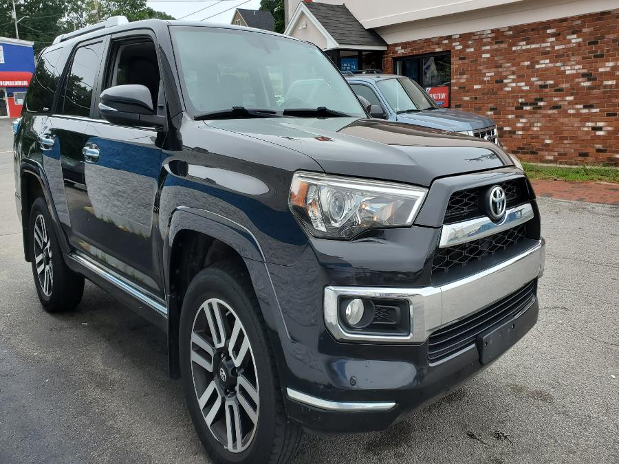 Used Toyota 4Runner 4WD 4dr V6 Limited (Natl) 2014 | Capital Lease and Finance. Brockton, Massachusetts