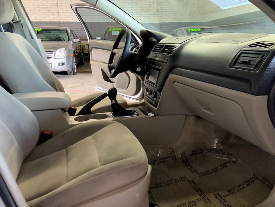 Used Ford Fusion 4dr Sdn I4 S FWD 2007 | U Save Auto Auction. Garden Grove, California