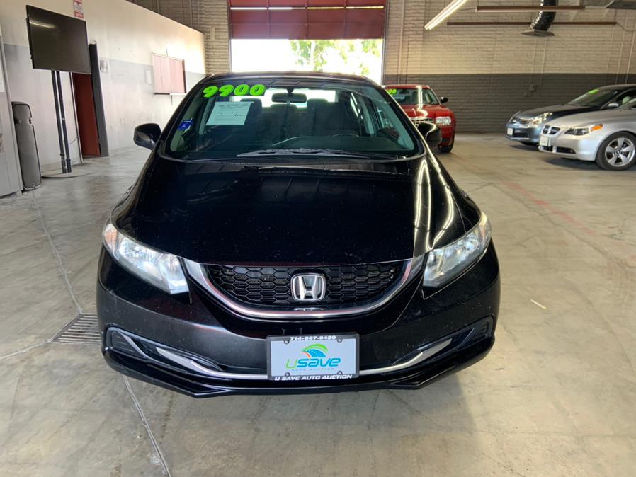 Used Honda Civic Sdn 4dr Auto EX 2013   U Save Auto Auction. Garden Grove, California
