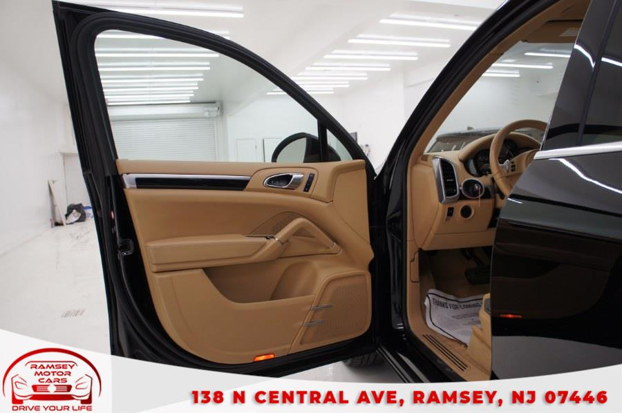 Used Porsche Cayenne AWD 4dr Diesel 2013 | Ramsey Motor Cars Inc. Ramsey, New Jersey