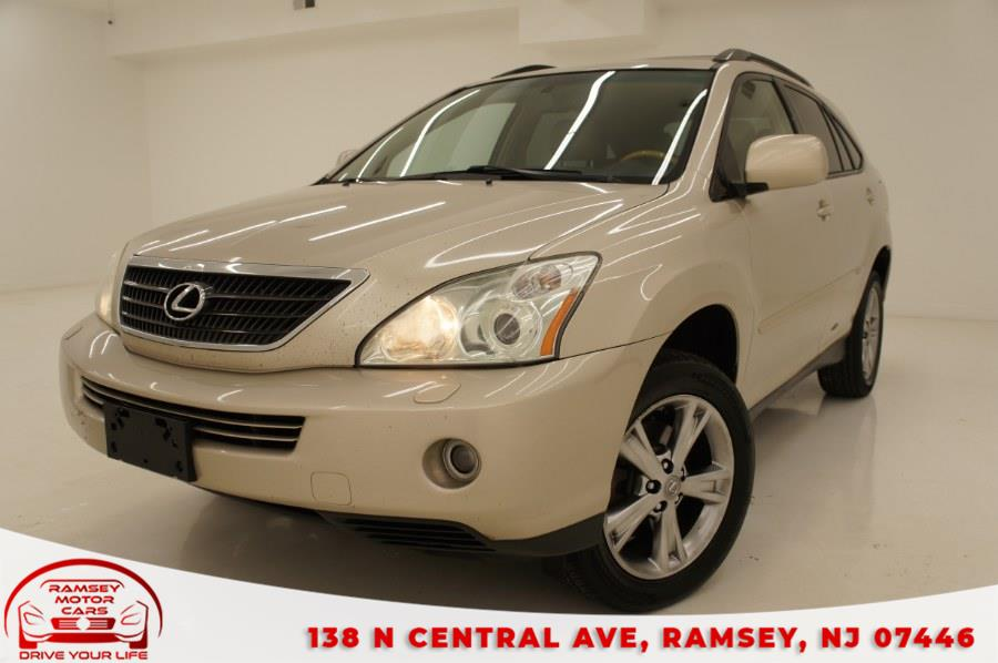 Used 2007 Lexus RX 400h in Ramsey, New Jersey | Ramsey Motor Cars Inc. Ramsey, New Jersey