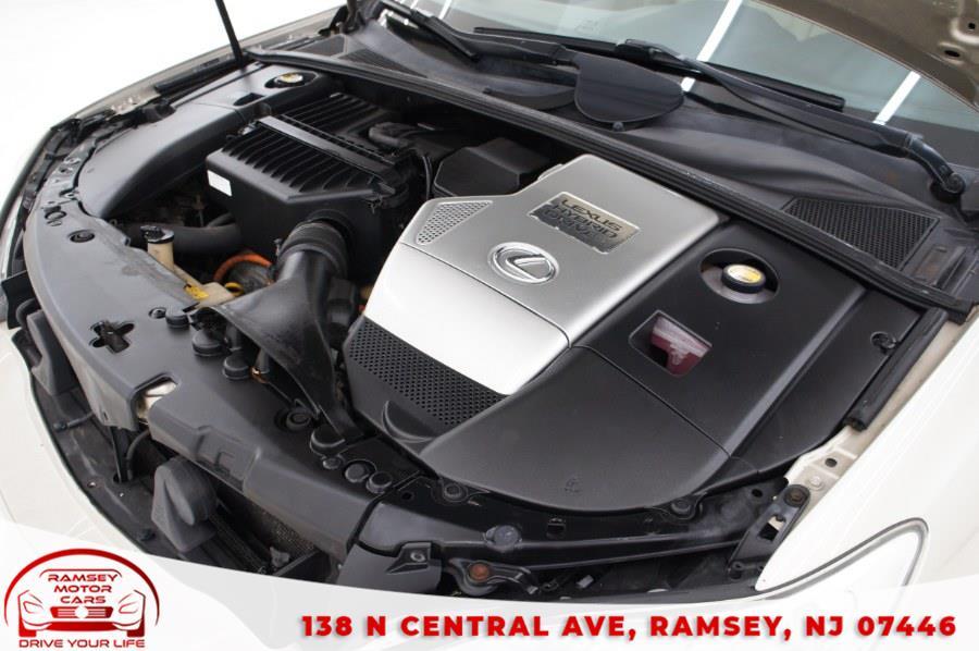 Used Lexus RX 400h AWD 4dr Hybrid 2007 | Ramsey Motor Cars Inc. Ramsey, New Jersey