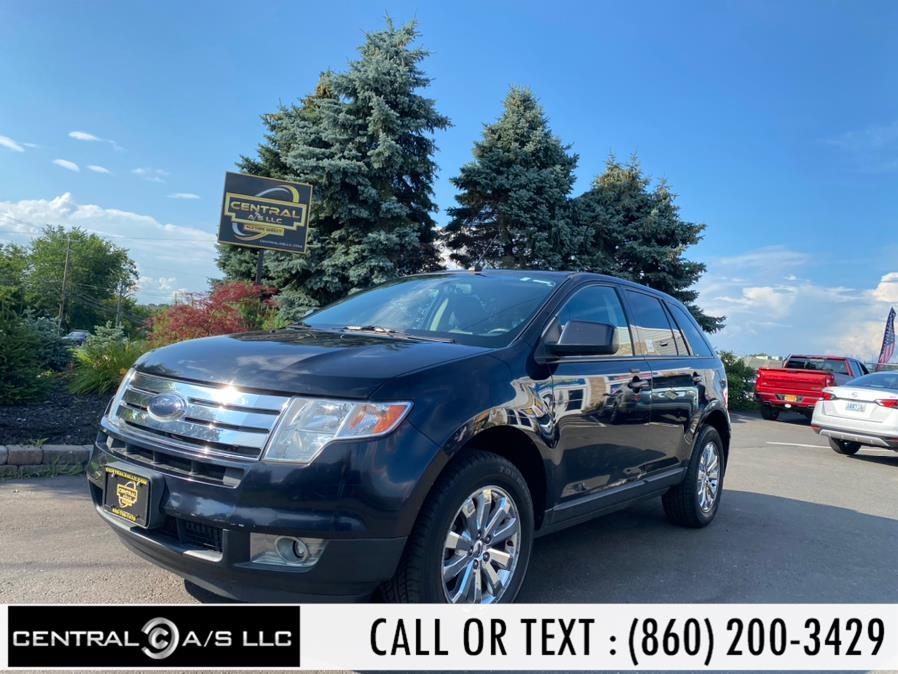Used Ford Edge 4dr SEL FWD 2010 | Central A/S LLC. East Windsor, Connecticut