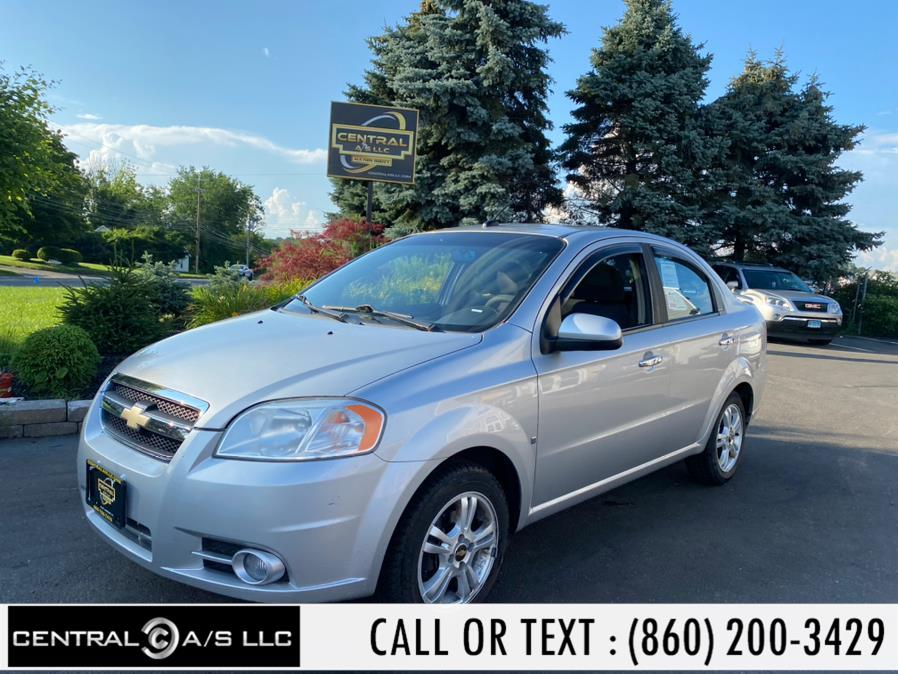 Used Chevrolet Aveo 4dr Sdn LT w/2LT 2009   Central A/S LLC. East Windsor, Connecticut
