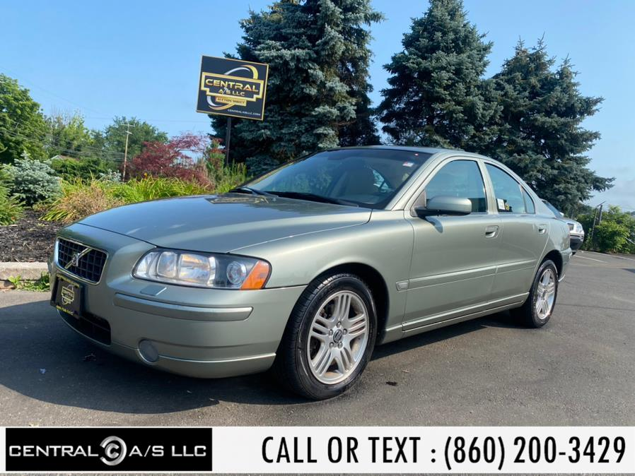 Used Volvo S60 2.5L Turbo Auto 2006   Central A/S LLC. East Windsor, Connecticut