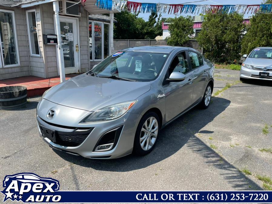Used Mazda Mazda3 4dr Sdn Auto s Grand Touring 2011 | Apex Auto. Selden, New York