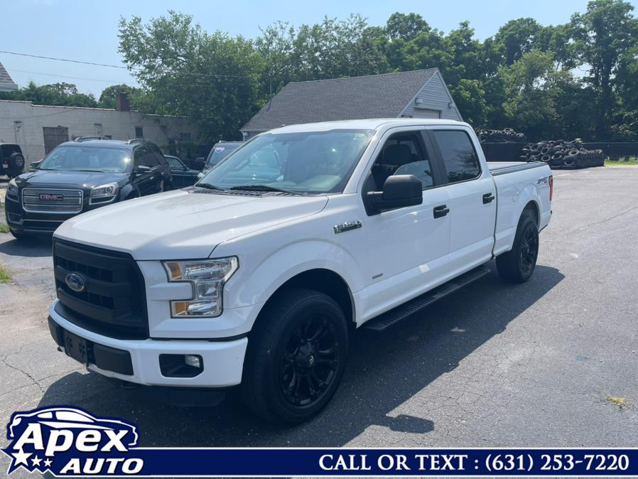 Used 2015 Ford F-150 in Selden, New York | Apex Auto. Selden, New York