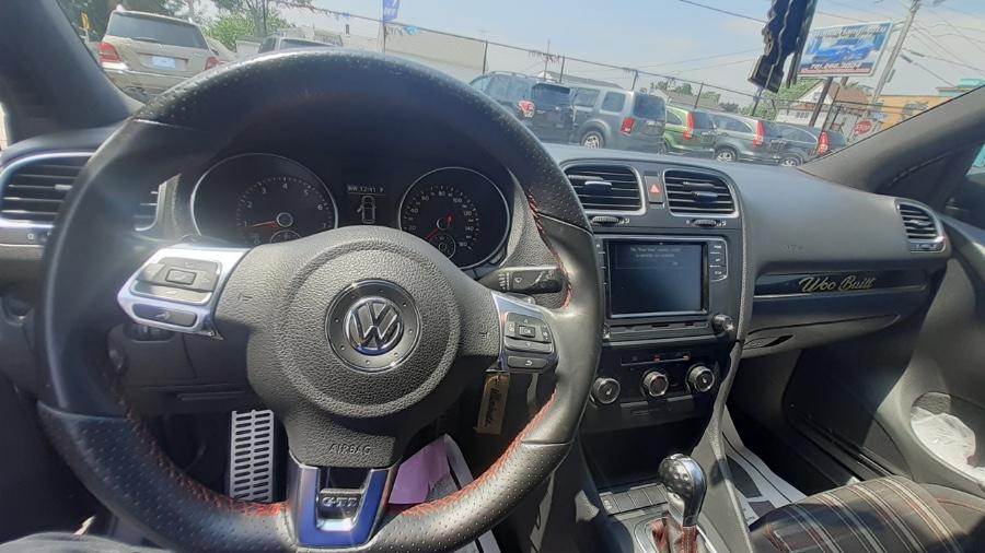 Used Volkswagen GTI 4dr HB DSG Wolfsburg PZEV 2014   Wonderland Auto. Revere, Massachusetts