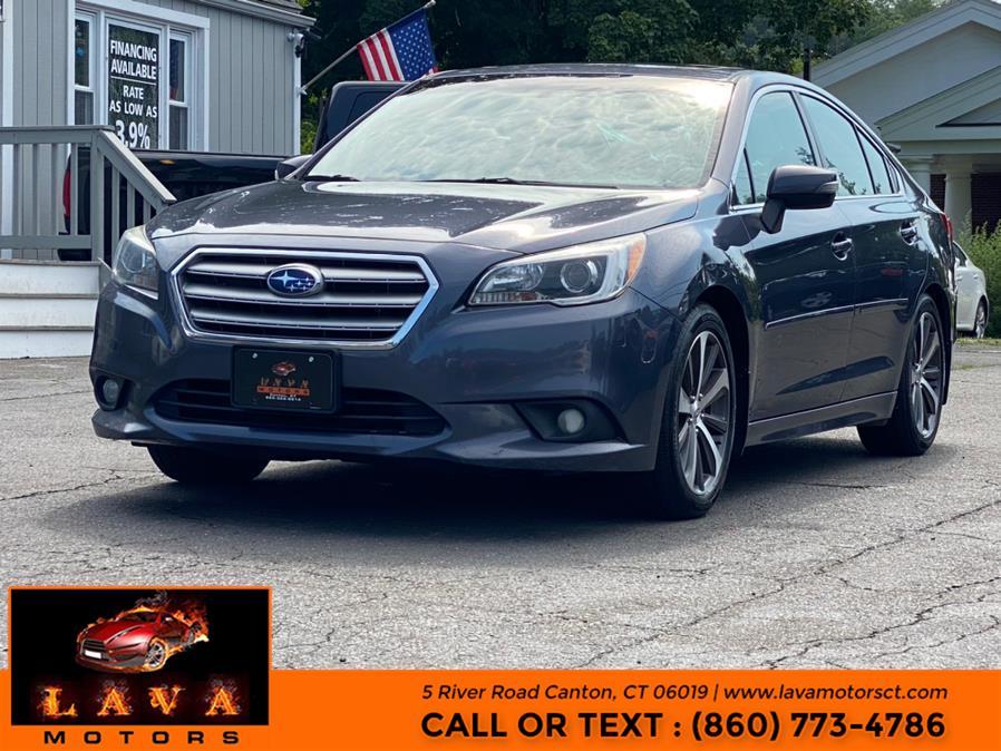 Used Subaru Legacy 2.5i Limited 2017 | Lava Motors. Canton, Connecticut
