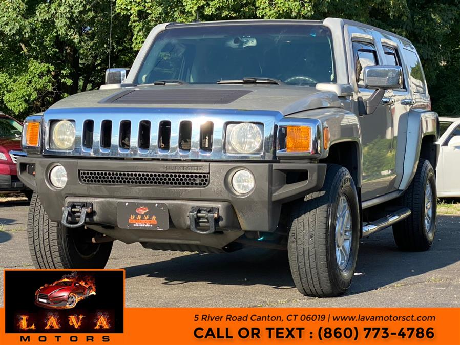 Used 2007 HUMMER H3 in Canton, Connecticut | Lava Motors. Canton, Connecticut