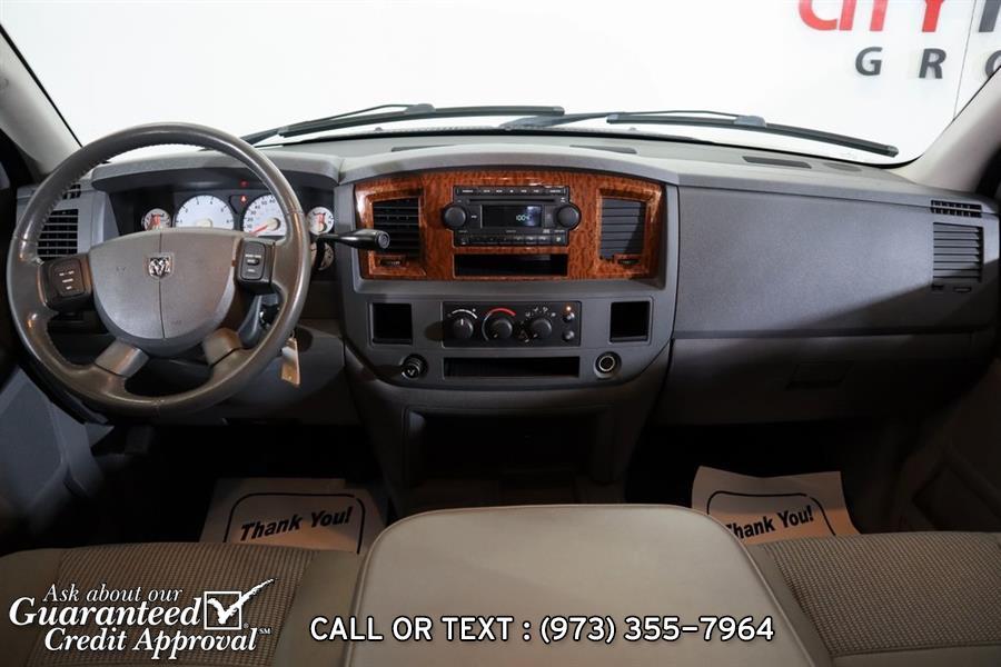 Used Dodge Ram 2500 SLT 2006   City Motor Group Inc.. Haskell, New Jersey