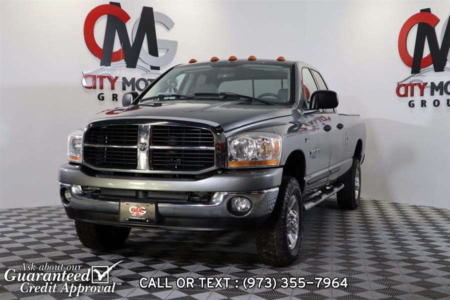 Used 2006 Dodge Ram 2500 in Haskell, New Jersey | City Motor Group Inc.. Haskell, New Jersey