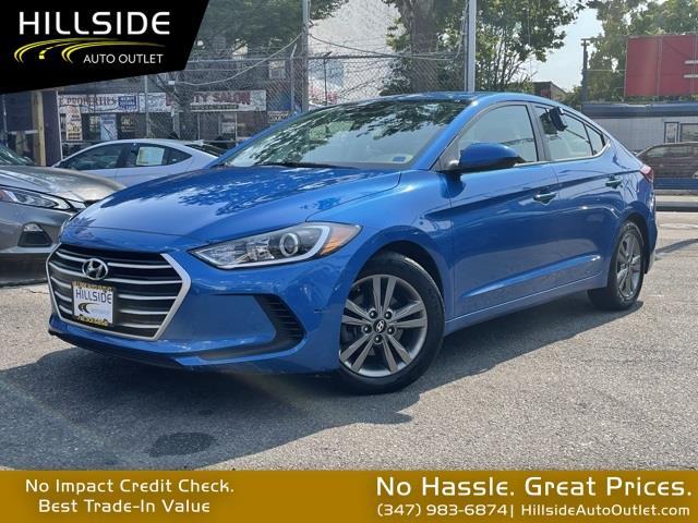 Used Hyundai Elantra SEL 2018 | Hillside Auto Outlet. Jamaica, New York