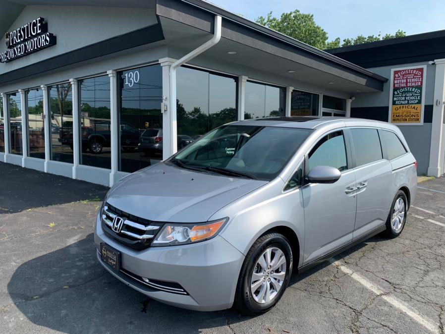 Used 2016 Honda Odyssey in New Windsor, New York | Prestige Pre-Owned Motors Inc. New Windsor, New York