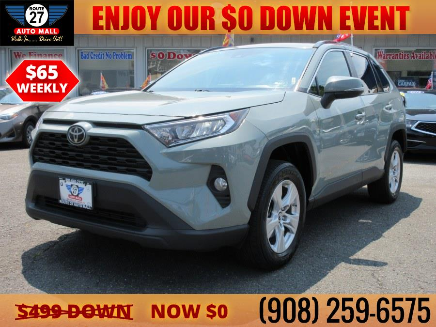 Used 2019 Toyota RAV4 in Linden, New Jersey | Route 27 Auto Mall. Linden, New Jersey