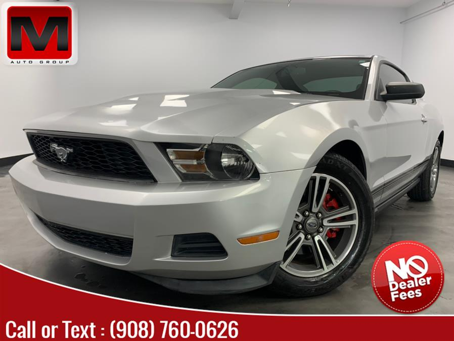 Used Ford Mustang 2dr Cpe V6 Premium 2012 | M Auto Group. Elizabeth, New Jersey
