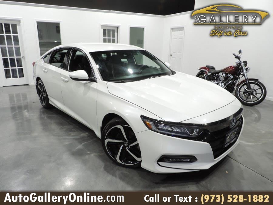 Used 2018 Honda Accord Sedan in Lodi, New Jersey | Auto Gallery. Lodi, New Jersey