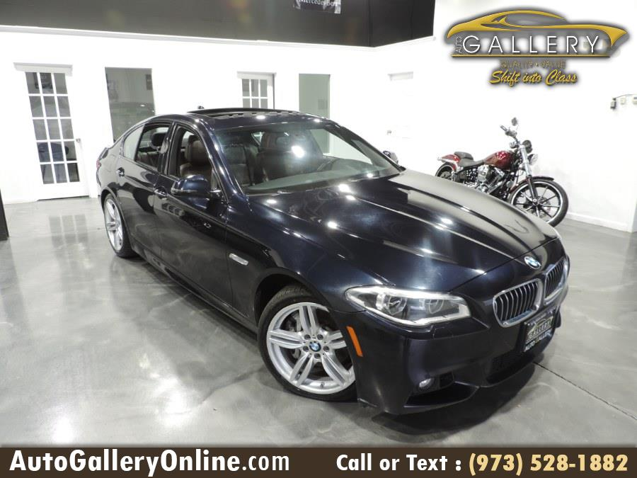 Used 2015 BMW 5 Series in Lodi, New Jersey | Auto Gallery. Lodi, New Jersey