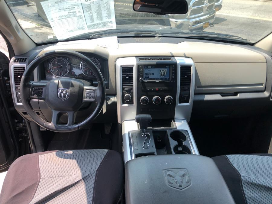 "Used Ram 1500 4WD Quad Cab 140.5"" Big Horn 2012   Champion Auto Sales Of The Bronx. Bronx, New York"