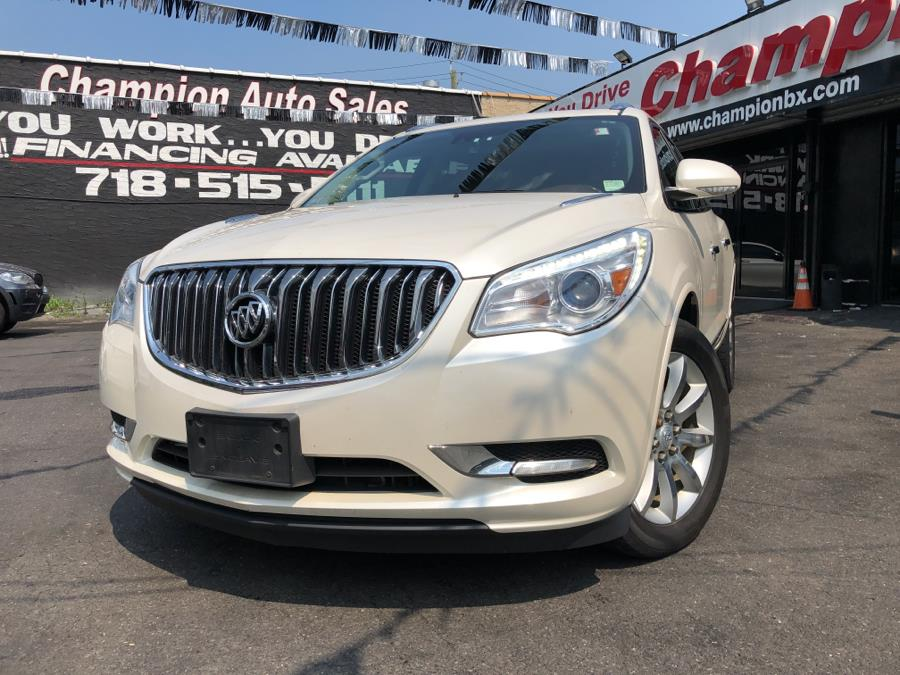 Used 2014 Buick Enclave in Bronx, New York | Champion Auto Sales Of The Bronx. Bronx, New York