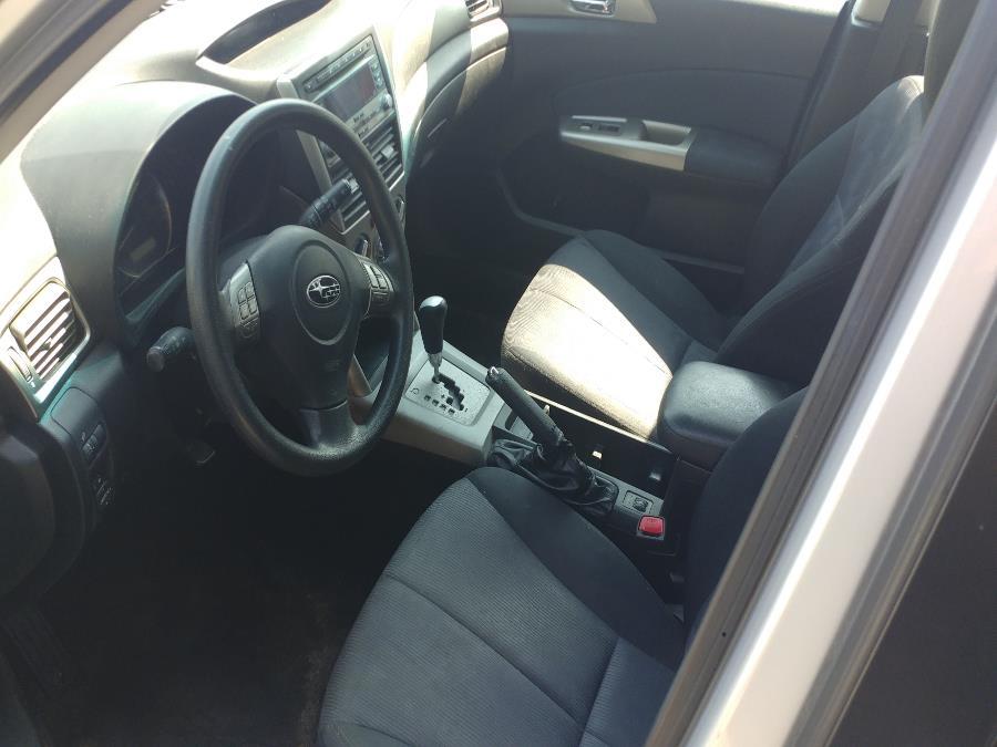 Used Subaru Forester 4dr Auto 2.5X Premium w/All-Weather Pkg 2010 | Matts Auto Mall LLC. Chicopee, Massachusetts