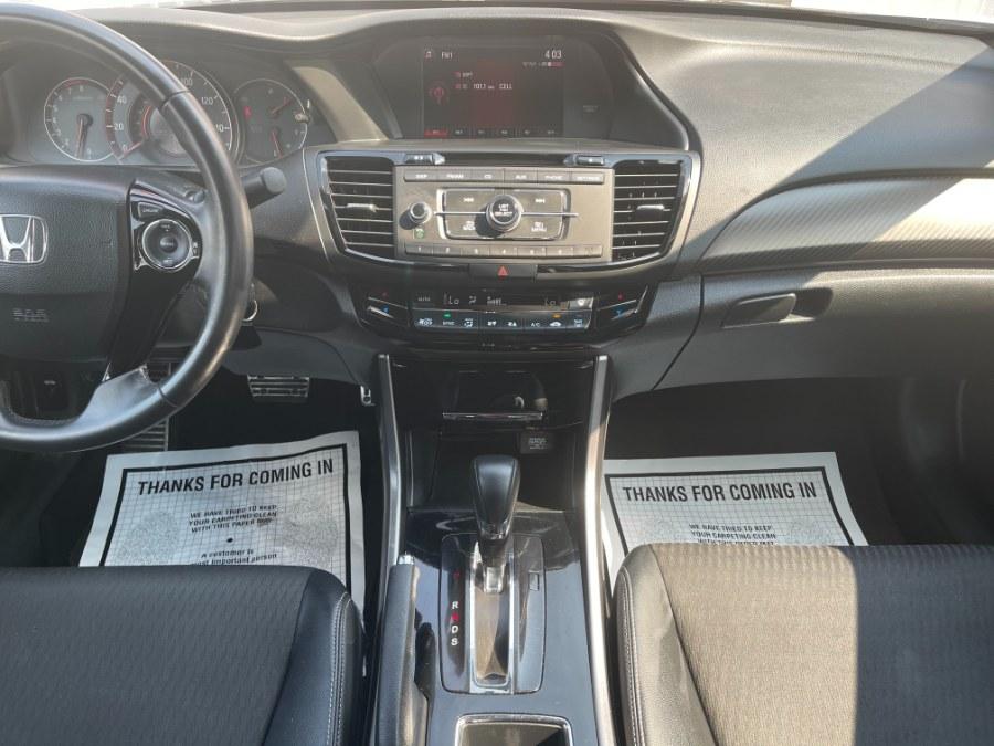 Used Honda Accord Sedan 4dr I4 CVT Sport 2016   DZ Automall. Paterson, New Jersey
