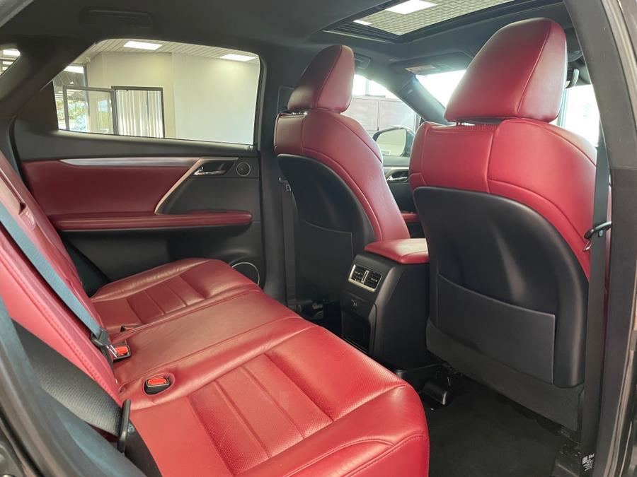 Used Lexus RX RX 350 F Sport AWD 2018   POWER MOTORS EAST. Massapequa Park, New York