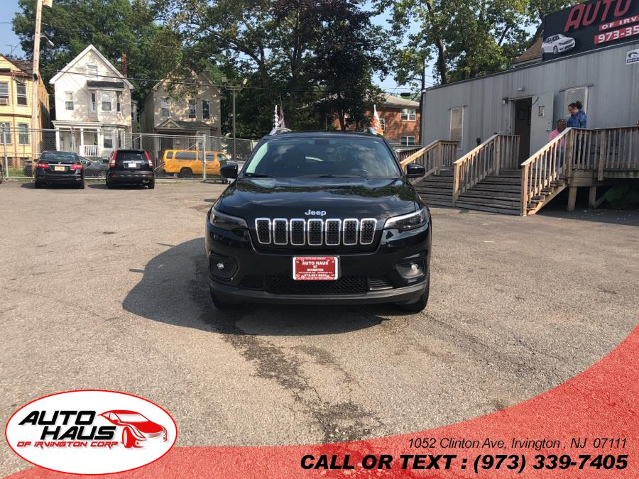Used Jeep Cherokee Latitude Plus 4x4 2019 | Auto Haus of Irvington Corp. Irvington , New Jersey