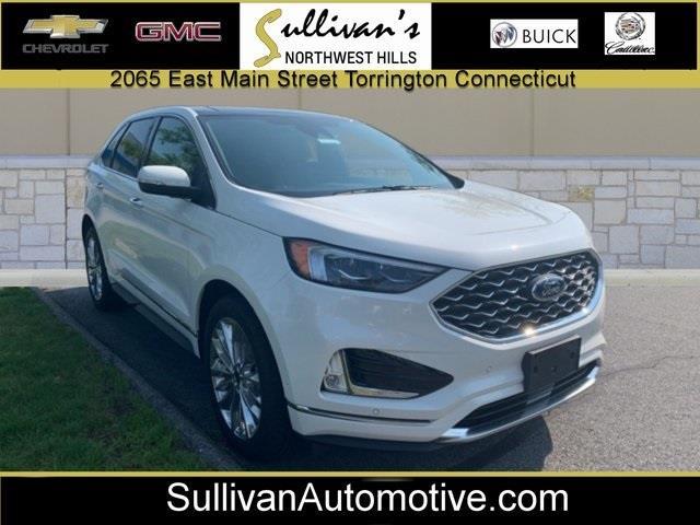 Used 2020 Ford Edge in Avon, Connecticut | Sullivan Automotive Group. Avon, Connecticut