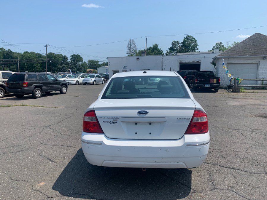 Used Ford Five Hundred 4dr Sdn Limited AWD 2007   CT Car Co LLC. East Windsor, Connecticut