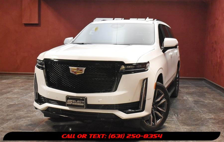 Used 2021 Cadillac Escalade in Deer Park, New York | Select Motor Cars. Deer Park, New York