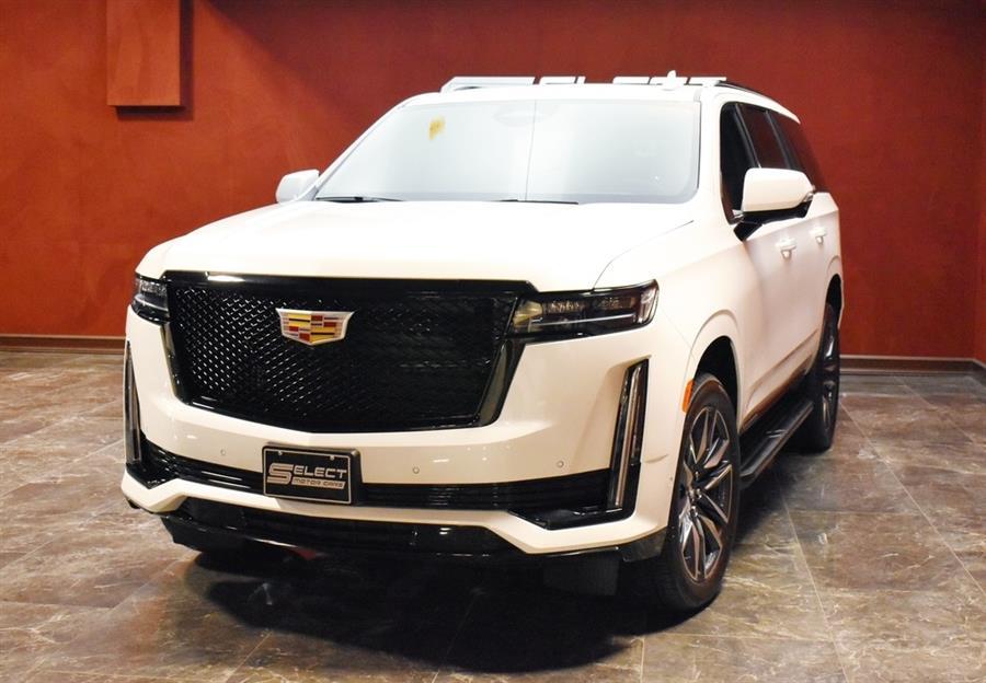 Used Cadillac Escalade Sport 2021 | Select Motor Cars. Deer Park, New York