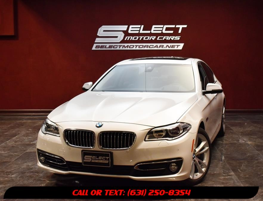 Used 2014 BMW 5 Series in Deer Park, New York | Select Motor Cars. Deer Park, New York