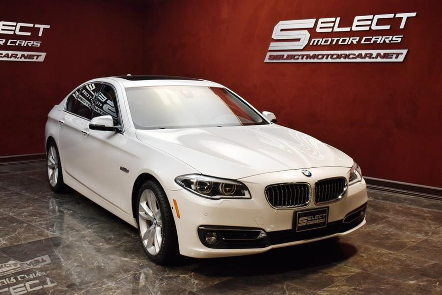Used BMW 5 Series 535i xDrive 2014 | Select Motor Cars. Deer Park, New York