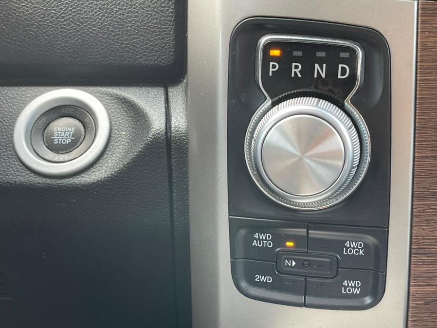 "Used Ram 1500 Laramie 4x4 Crew Cab 5''7"" Box 2018 | Champion Auto Sales. Linden, New Jersey"