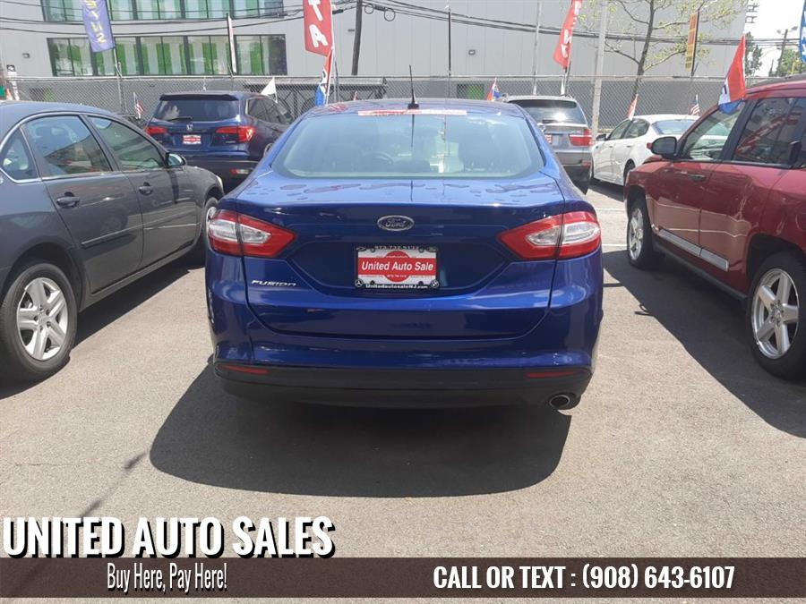 Used Ford Fusion S 2014 | United Auto Sale. Newark, New Jersey