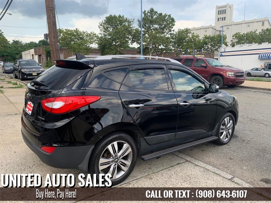Used Hyundai Tucson GLS 2014 | United Auto Sale. Newark, New Jersey