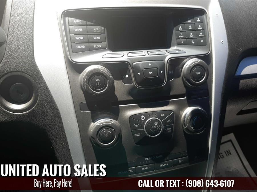 Used Ford Explorer XLT 2013 | United Auto Sale. Newark, New Jersey